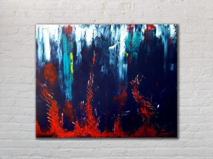 peinture abstarite