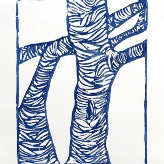 Linogravure - Linocut